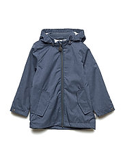 Windbreaker Folke - NAVY-MELANGE