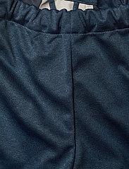 Wheat - Softshell Pants Jean - broeken - blue melange - 4