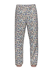 Thermo Pants Alex - EGGSHELL WATERCOLOR FLOWERS