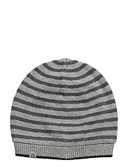 Beanie Johnny - DARK MELANGE GREY