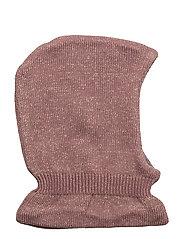 Kintted Elephant Hat - PLUM