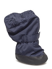 Outerwear Booties - NAVY