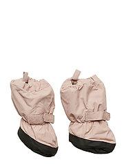 Outerwear Booties - ROSE POWDER
