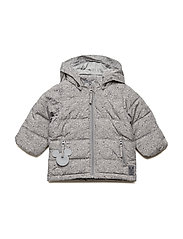 Down Jacket Mickey - GREY