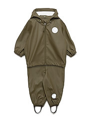 Rainwear Charlie - ARMY LEAF