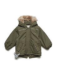 Jacket Elton - ARMY LEAF