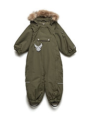 Snowsuit Nickie - ARMY LEAF