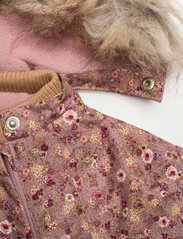 Wheat - Snowsuit Nickie Tech - snowsuit - snow flowers - 6