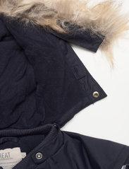 Wheat - Snowsuit Nickie Tech - snowsuit - deep blue - 7