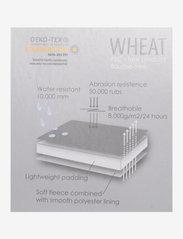 Wheat - Snowsuit Nickie Tech - snowsuit - maroon - 4