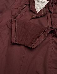 Wheat - Snowsuit Nickie Tech - snowsuit - maroon - 5