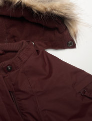 Wheat - Snowsuit Nickie Tech - snowsuit - maroon - 6