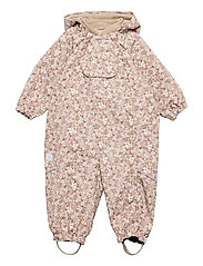 Outdoor suit Olly Tech - ROSE FLOWERS