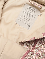Wheat - Outdoor suit Olly Tech - outerwear - rose flowers - 4
