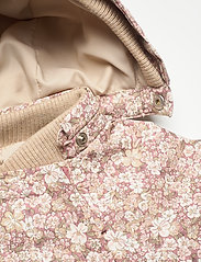 Wheat - Outdoor suit Olly Tech - outerwear - rose flowers - 5