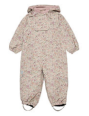 Outdoor suit Olly Tech - STONE FLOWERS