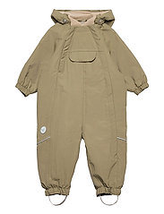 Outdoor suit Olly Tech - DUSTY GREEN