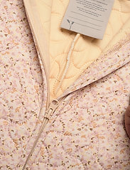 Wheat - Thermosuit Harley - outerwear - soft beige flowers - 3