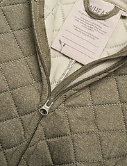 Wheat - Thermosuit Harley LTD - outerwear - green melange - 3