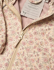 Wheat - Softshell Suit - softshells - soft beige flowers - 3