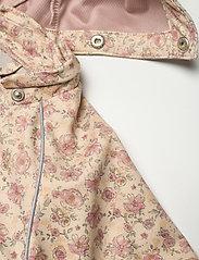Wheat - Softshell Suit - softshells - soft beige flowers - 4