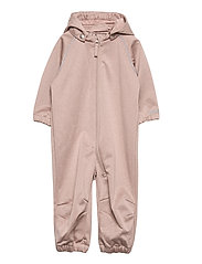 Softshell Suit - FAWN MELANGE