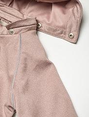Wheat - Softshell Suit - softshells - fawn melange - 4