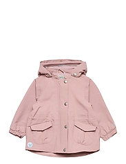 Jacket Ada Tech - ROSE POWDER
