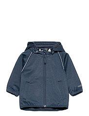 Softshell Jacket Eddie - BLUE MELANGE