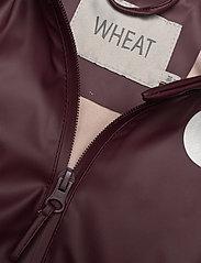 Wheat - Rainwear Charlie - jassen - fudge - 4