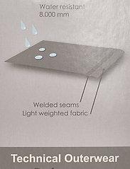 Wheat - Rainwear Charlie - jassen - fudge - 7