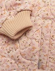 Wheat - Thermo Jacket Thilde LTD - flyverdragter - soft beige flowers - 4