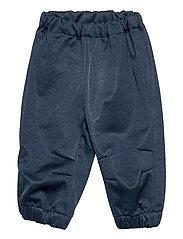Softshell Pants Jean - BLUE MELANGE