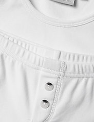 Wheat - Boy Underwear - underwear sets - white - 6