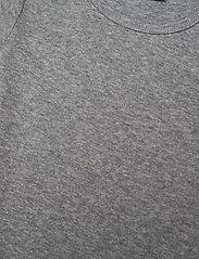 Wheat - Body Plain SS - kurzärmelige - melange grey - 2