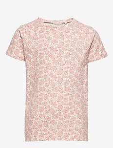 T-Shirt Irene - short-sleeved - eggshell