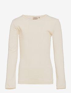 Basic Girl T-Shirt LS - manches longues - cotton