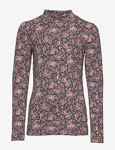 T-Shirt Nancy - SOFT EGGPLANT