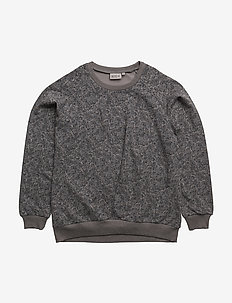Sweatshirt Lulu - svetarit - greyblue