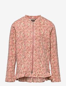 Sweat Cardigan Alicia - gilets - rose flowers