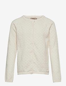 Knit Cardigan Maja - gilets - ivory