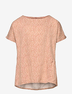 Blouse Odine - chemisiers & tuniques - rose flowers