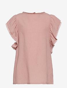 Blouse Alfi - blouses & tunics - misty rose