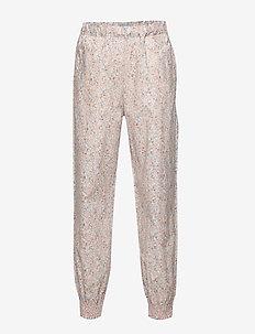 Trousers Sara - ROSE FLOWERS