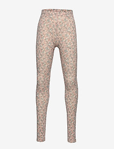 Jersey Leggings - MULTI FLOWERS