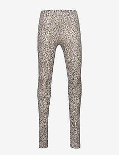Jersey Leggings - leggings - ivory