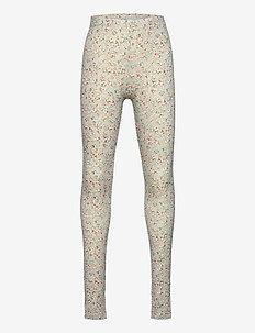 Jersey Leggings - leggings - dusty dove flowers