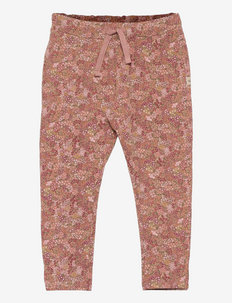 Soft Pants Elly - trousers - rose cheeks flowers