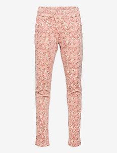 Trousers Hasel - leginsy - rose flowers