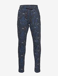 Sweat Pant Damila - leggings - greyblue